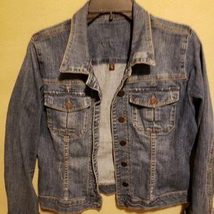 Kut from the kloth jean jacket